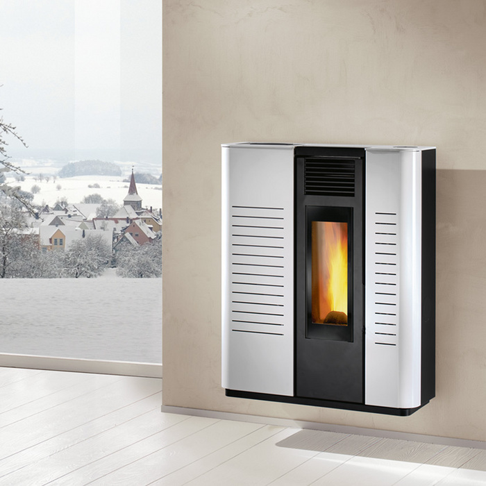 Caminetti AS Agila; Room Heater, up to 9kW